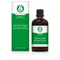 KH Herbal Cough & Chest Syrup 200ml
