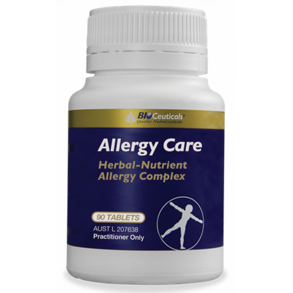 BC Allergy Care 60tablets