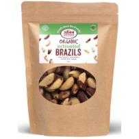 オーガニック アクティベート ブラジルナッツ 120g