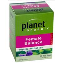 プラネットオーガニック 女性バランス 25ティーバッグ