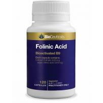 BC Folinic Acid 120caps