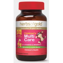 HOG Children's Multi Care 60tabs