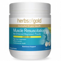 HOG Muscle Resuscitation Magnesium Powder 150g