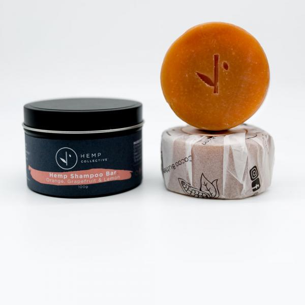 HC Shampoo Bar Orange, Grapefruit & Lemon