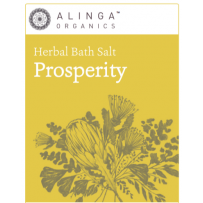 Alinga Organics Herbal Bath Salt Prosperity 300g