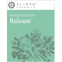 Alinga Organics Herbal Bath Salt Release 300g