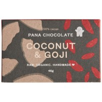 パナチョコレート ココナッツ&ゴジベリー 45g