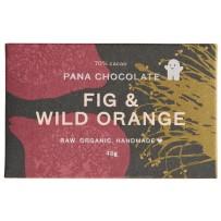 パナチョコレート フィグ&ワイルドオレンジ 45g