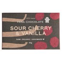 パナチョコレート サワーチェリー&バニラ 45g