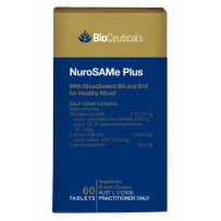 BC NuroSAMe Plus 60 tablets