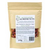 Actifoods Raw Activated Almonds  250g
