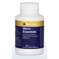 BC Men's Essentials 120tablets