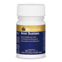 BC Iron Sustain 30tablets