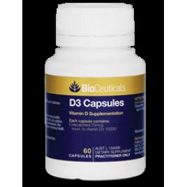 BC ビタミンD3 カプセル  60