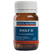 Ethical Nutrients Daily D 90caps