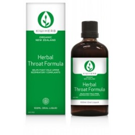 KH Herbal Throat Formula 100ml