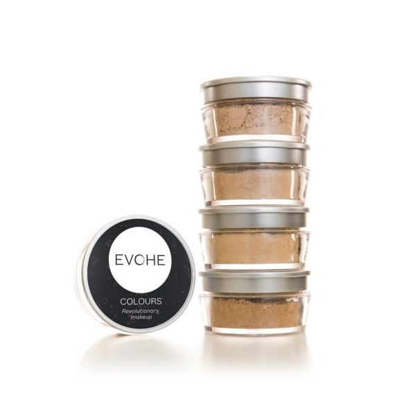 EVOHE Colours Mineral Foundation (Olive) 8g