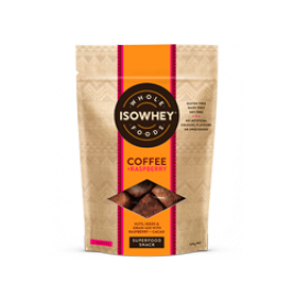BC Isowhey Superfood Snack Coffee + Raspberry 120g