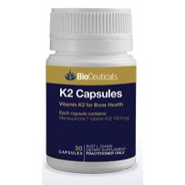 BC ビタミンK2カプセル 30錠