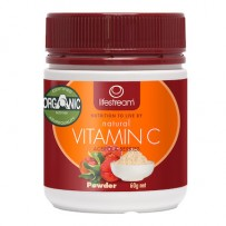 Lifestream Natural Vitamin C 60g Powder