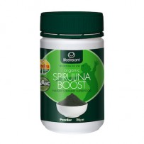 Lifestream Certified Organic Spirulina Boost 200g Powder