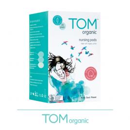 TOM Organic Nursing Pads (30pack)
