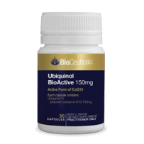 BC Ubiquinol BioActive 150mg 30caps