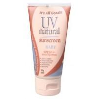 UVナチュラル 赤ちゃん用日焼け止め  SPF30+ 50g